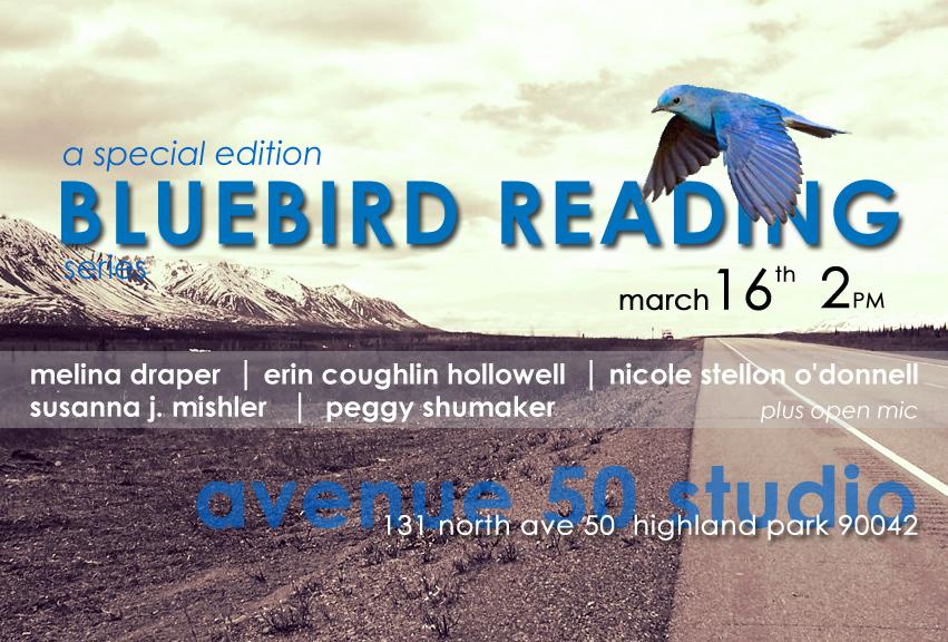march 16 bluebird