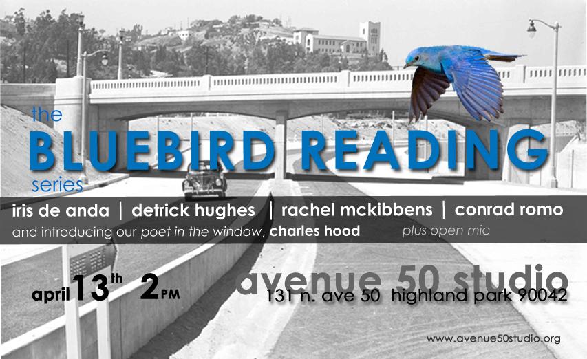 April 13 bluebird