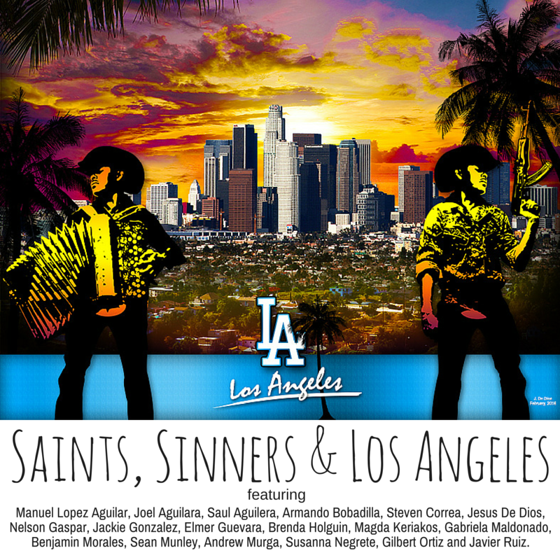 Saints, Sinners & Los Angeles email