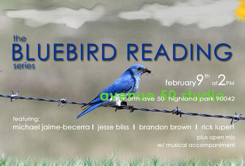 feb 9 bluebird