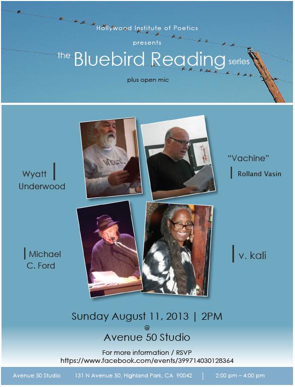 Bluebird August 2013
