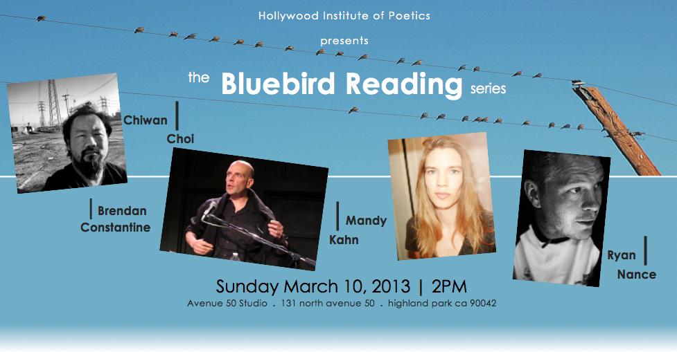 Bluebird March 2013
